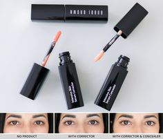 Bobbi Brown Intensive Skin Serum Corrector and Concealer Review (Before & After)