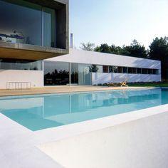 Madrid, Spain  Vivienda Unifamiliar en el Pinar de Las Rozas  Estudio Cano Lasso Arquitectos