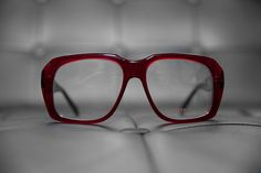 "ce03aa92a9 Vintage Frames Company Ultra Goliath 2 ""Scarlet Letter"" Sunglasses Eye  Frames"