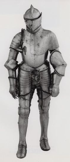 Italian    Armor for the Joust, c. 1550/60 with later additions    Steel  H. 182.9 cm (72 in.)
