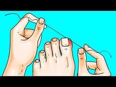 (37) 12 Consejos impresionante para hacer que sus pies parecen fabulosas - YouTube