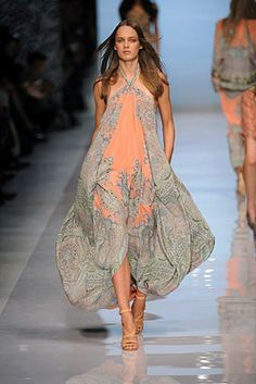 Etro....I would love to have this dress
