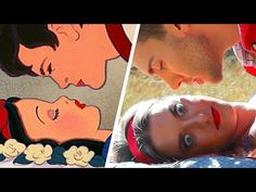 If Disney Princes Were Real - YouTube