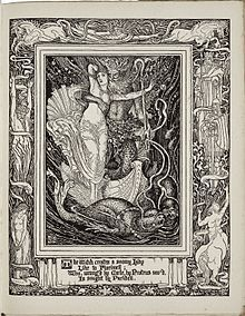 The Faerie Queene - Wikipedia, the free encyclopedia Faeries, Free, Painting, Fairies, Painting Art, Paintings, Painted Canvas, Fairy, Fairy Art