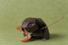 International Origami Exhibition 6