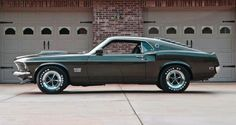 """musclecardefinition: """"1969 Ford Mustang 429 Boss """""""