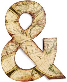 I want...Graham & Brown Ampersand Wall Art