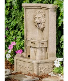 Bond Livingston Indoor/Outdoor Fountain - Fountains at Hayneedle