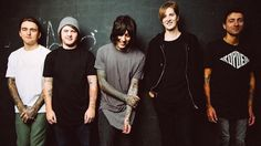 """""""You got hell to pay. But you already sold your soul. It's blasphemy..."""" ~ Bring Me The Horizon // Blasphemy"""