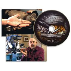 Experts Guide to Graver Sharpeneing by Sam Alfano ‑ DVD, available at GRS Tools Engraving Art, Metal Working, Tools, Movie Posters, Instruments, Metalworking, Film Poster, Billboard, Film Posters