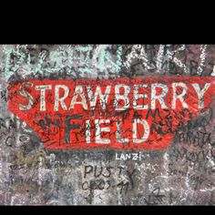 Strawberry Fields - Liverpool, England