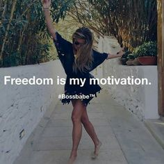 Want personal freedom through your own business? Join my Rodan + Fields team and become your own boss in charge of your own future! Find out how we can assit you to find the right business to begin your lifestyle. Boss Lady Quotes, Babe Quotes, Queen Quotes, Attitude Quotes, Girl Quotes, Woman Quotes, Qoutes, Sucess Quotes, Bitch Quotes