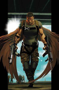 falcon marvel superhero | Want To See More Ultimate Falcon » Black Superhero Fan