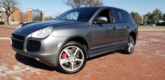 x Turbo alloy wheels. - Personal check (once cleared). Cayenne S, Cayenne Turbo, Fast 2017, Turbo S, Alloy Wheel, Porsche, Awesome, Interior, Check