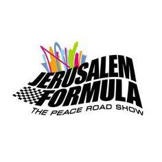 """La Ferrari 458 Challenge di Kaspersky Lab sponsorizzata da SuisseGas è sbarcata a Gerusalemme per esibirsi il 13 e 14 giugno al """"Peace road show"""""""
