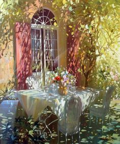 """""""Summer in Provance"""" by Laurent Parcelier"""