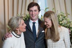Prins Amedeo stelt zijn verloofde voor (14) - Het Nieuwsblad