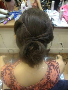 #penteados #coque