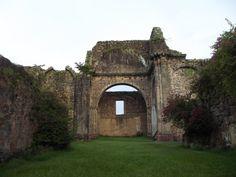 Ruinas del Templo de la Preciosa Sangre de Cristo, Mascota Jalisco.