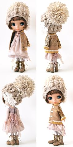 ** Blythe outfit ** Lucalily 250** : mahounote.