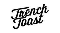 French Toast Logotype by French Toast