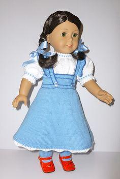 Ravelry: SB001-Dorothy-Wizard of Oz by Christine Fergusson