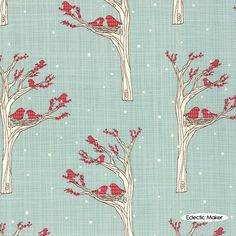 Kate & Birdie Paper Co. Winter`s Lane Argyle Birds in Mint Kate & Birdie Paper Co. Winter`s Lane Argyle Birds in Mint Moda fabric for patchwork quilting and dressmaking from Eclectic Maker [13092 14] : Patchwork, quilting and dressmaking fabric, patterns, habberdashery and notions from Eclectic Maker