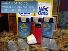 Flying With a Food Allergic Child: Exactly What Not to Do | SCRATCH OR SNIFF