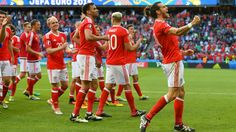 Wales defend celebrations after England's Euro 2016 elimination England Euro 2016, Wales Euro 2016, Sports Predictions, Soccer League, Gareth Bale, Manchester United, Chelsea, Football, Dortmund