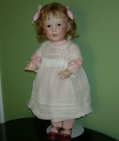 """24"""" S.F.B.J. - Antique Doll - Character Toddler #251"""