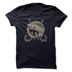 Fishing is my drug T Shirt, Hoodie, Sweatshirts - hoodie outfit #Tshirt #style
