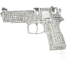 Bling Bling Bang Bang. If I had my own gun, you'd best be certain it would be BeDazzled.