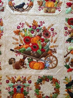 Sewing & Quilt Gallery: Baltimore Autumn