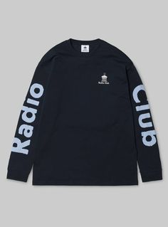 15ecdffdeecc10 Shop the Carhartt WIP L S Radio Club Athens T-Shirt from the offical