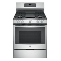 We would love to have a gas stove. I already planned how to plumb the gas line for when we could afford the appliance.