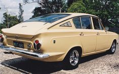 1966 Ford Cortina Fastback by Classic Cars Australia, via Flickr