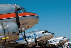 Douglas C-47B Skytrain (DC-3) aircraft picture