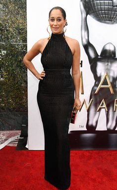 Tracee Ellis Ross from 2017 NAACP Image Awards: Red Carpet Arrivals  The red carpet would simply not be complete without an appearance from theBlack-ishactress.