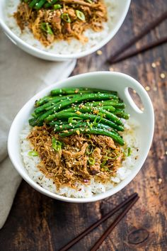 Slow Cooker Chinese 5 Spice Pulled Pork | Get Inspired Everyday!