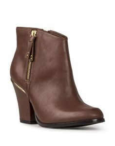 Cuban Heel Ankle Boots | Woolworths.co.za