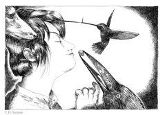 David Surman - MA Illustration 2014 - Camberwell College of Arts