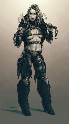 Hot Viking Warrior