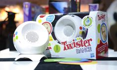 Twister Dance designed for Hasbro Gaming by StudioHDD