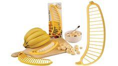 Banana slicer, how cool (: