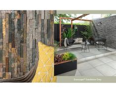 How To Create A Stylish Garden With Outdoor Tiles | Topps Tiles Outdoor Tiles, Outdoor Decor, Outside Flooring, Garden Tiles, Topps Tiles, Create, Stylish, Home Decor, Courtyards