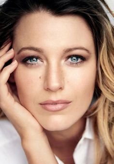 Blake Lively – Allure Magazine May 2015