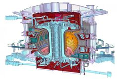 Building the world's largest nuclear fusion reactor