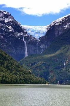 Queulat National Park, Patagonia Chilena