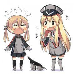 【二次・ZIP】プリケツ可愛い艦これプリンツ・オイゲンちゃんの画像まとめ