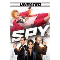 Spy (Unrated) by Paul Feig // DIGITAL HD ON ITUNES // https://itun.es/us/0p6N8